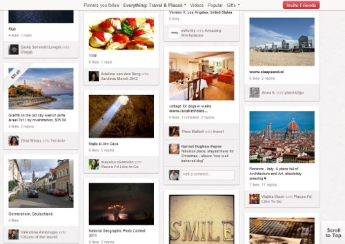 Pinterest for Travel - Hotels Guide to using Pinterest