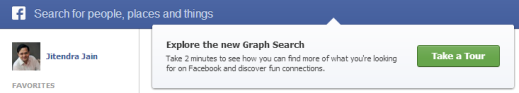 Graph Search Active