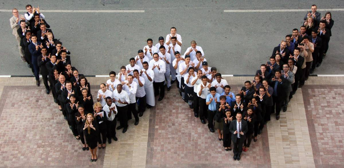 W Doha – Culture as a sustainable competitiveadvantage