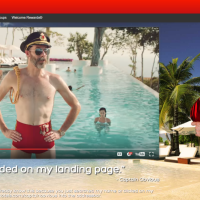 Cheeky but effective - Captain Obvious Steals the Show for Hotels.com