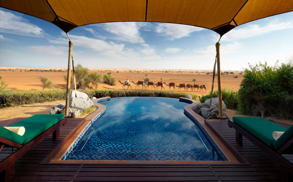 The Only Middle East Resort on TripAdvisor's Top 25 Luxury Hotels In The World